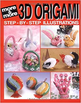 How to make a 3D origami Large Basket - YouTube | 331x260