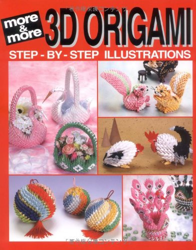 More and More 3D Origami