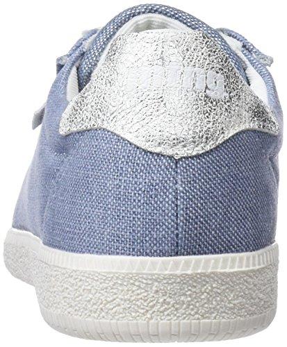 de Azul para Plus Deporte Canshine MTNG Azul Zapatillas Mujer qYUxwEWga