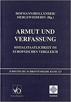 Book Armut und Verfassung