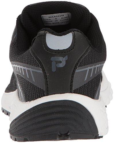 Grau Schwarz Sneaker Propét Frauen Fashion RIqSHHB