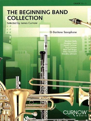 The Beginning Band Collection (Grade 0.5): Eb Baritone Saxophone