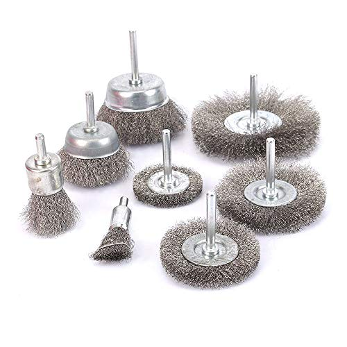 Buy steel wire brushes for drills