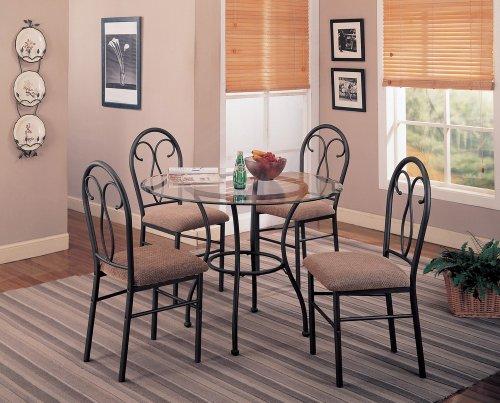 Odelia 5 Piece Dining Coaster Furniture