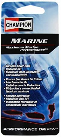 Marine 8 Pack 892M QL16V Champion L16V