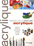 MANUEL DE PEINTURE ACRYLIQUE