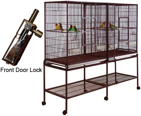 King s Cages Parrot Cage SLF 6421 Bird Toy Toys cage Cages Cockatiel Conure Caique