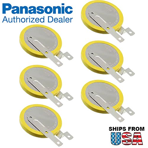 6x-panasonic-cr-2032-f1n-3v-lithium-coin-battery-smd-smt-tabs-for-pc-cmos-motherboard-battery-ibm-a2