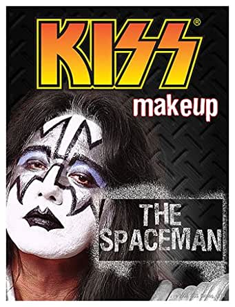 KISS Starchild Makeup Kit Halloween Costume Accessory