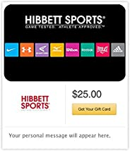 Hibbett Sports Gift Cards - E-mail Delivery