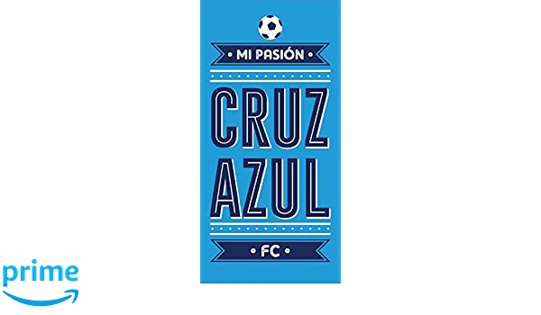 Amazon.com: FC Cruz Azul Mexican Team Beach Towel BT002 30