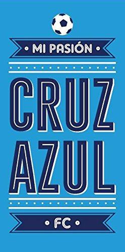 "FC Cruz Azul Mexican Team Beach Towel BT002 30"" ..."