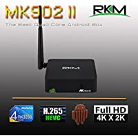 RKM MK902II Quad Core Android 4.2 RK3288 2G DDR3 8G ROM Bluetooth Dual Band Wifi 802.11n[MK902II/8G]