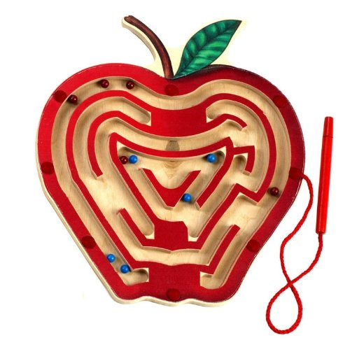 (Anatex Magnetic Apple Maze)