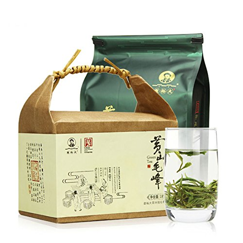 185g Teji Yuqian XIEYUDA Huangshan Maofeng Yellow Mountain fuzz tip Fur Peak Chinese Green tea - Huangshan Maofeng Green Tea