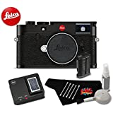 Leica M10 Digital Rangefinder 24MP Camera 20000 (Black) Bundle