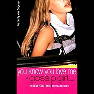 You Know You Love Me Hörbuch
