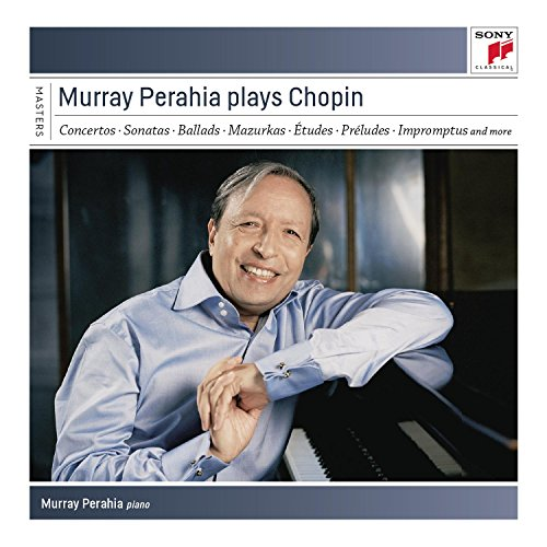 Price comparison product image Murray Perahia Plays Chopin