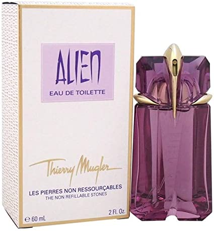 Thierry Mugler Perfume Mujer Alien EDT 60 ml