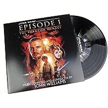 John Williams: Star Wars - The Phantom Menace Soundtrack (Hyperdrive Colored Vinyl) Vinyl 2LP