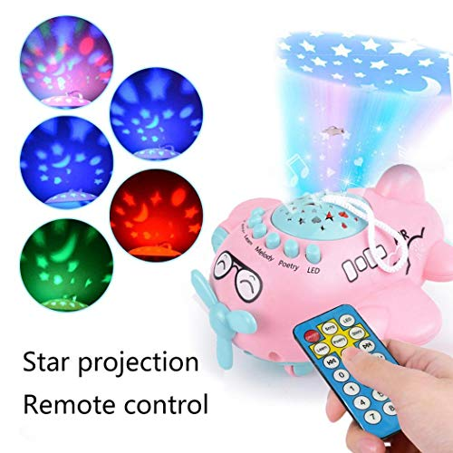 Diaper Kids Multifunction Music Projector Sleeping Story Machines Cute Early Education