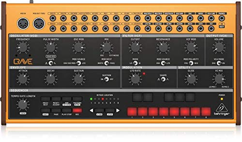 Behringer Synthesizer (CRAVE)
