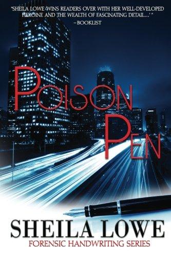 Poison Pen (Forensic Handwriting Mystery) (Volume 1) pdf