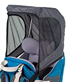 LittleLife Unisex Sun Shade for Child Carriers Sun Protection – Multicolour – One Size