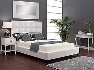 Signature Sleep Memoir 8 Inch Memory Foam Mattress with Low VOC CertiPUR-US Certified Foam, 8 Inch Twin Memory Foam Mattress - Available in Multiple Sizes