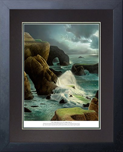 Le Framed Lithograph - 4