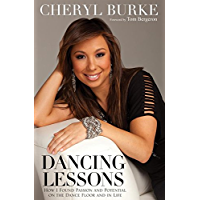 Dancing Lessons: How I Found Passion and Potential on the Dance Floor and in Life book cover