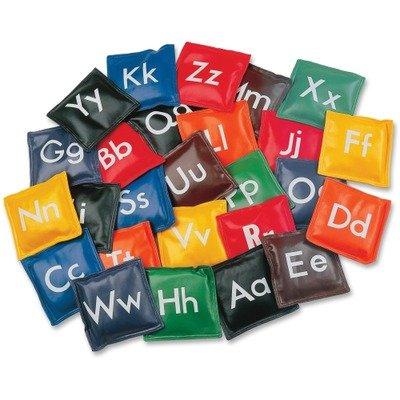 CSIAB55 - Champion Sport Alphabet Bean Bag Set