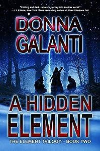 A Hidden Element by Donna Galanti ebook deal