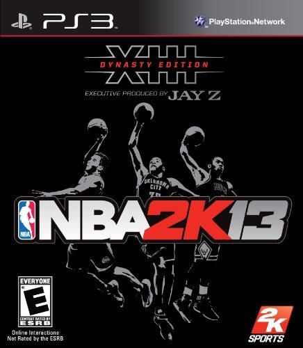 NBA 2K13 (Dynasty Edition) - Playstation 3 (Ps3 Games Nba 2k13)