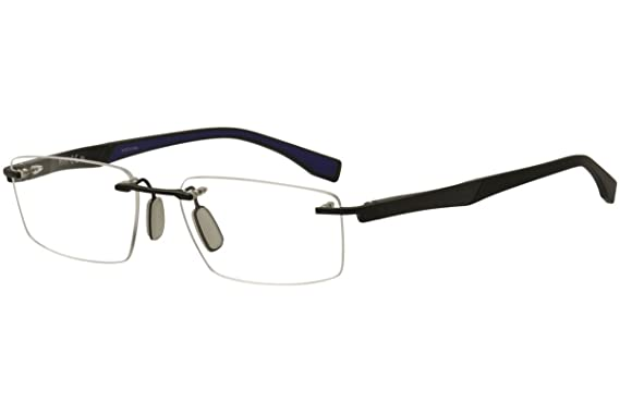 6f78918bbf Image Unavailable. Image not available for. Color  Eyeglasses Boss Black ...