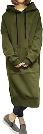 Romacci - Vestido - Túnica - Manga larga - para mujer