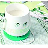 5V USB Beautiful Design 5V USB Silicone Heat Warmer Heater Milk Tea Coffee Mug Hot Drinks Beverage Cup Green Color