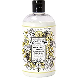 Poo-Pourri Before-You-Go Toilet Spray 16-Ounce Refill Bottle, Original