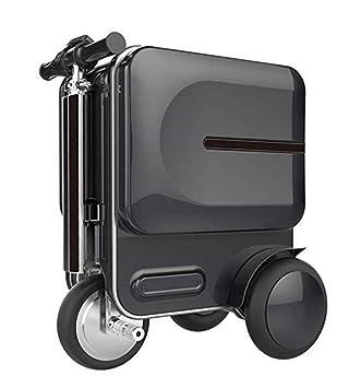 AIURBAG Maleta De Viaje Eléctrica Bicicleta, Plegable Electric Smart Coche De Equipaje para El Aeropuerto