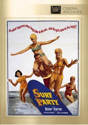 (Surf Party by Twentieth Century Fox Film Corporation by Maury)