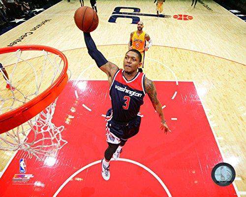 "Bradley Beal Washington Wizards 2014-2015 NBA Action Photo (Size: 8"" x 10"")"
