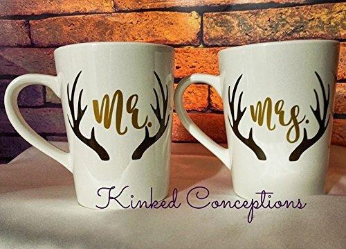 Lodge Flatware Set (Mr & Mrs Oh Deer! Couple Mug Set)