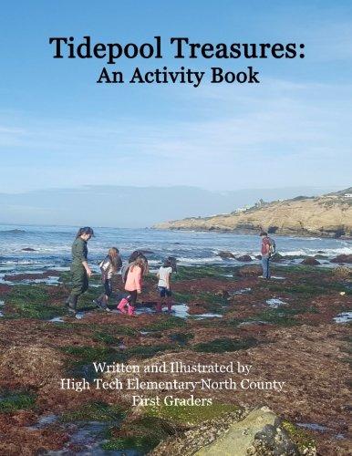 Download Tidepool Treasures: An Activity Book pdf epub
