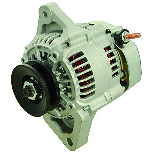 New Alternator For Rigmaster Generator Apu Perkins Engine John Deere Case Yanmar 101211-8810 18504-6470