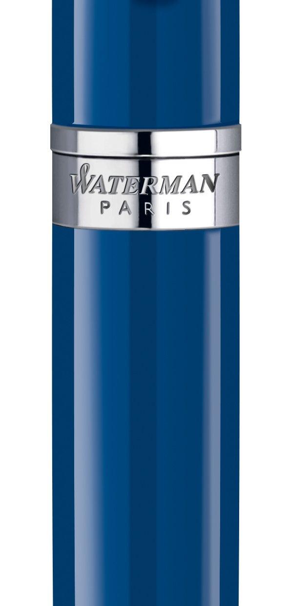 Waterman Hemisphere Blue Fountain Pen CT, Fine/Medium Tip, Blue Ink by Waterman (Image #2)
