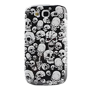 GJYCool Skull Pattern Hard Case for Samsung Galaxy S3 I9300