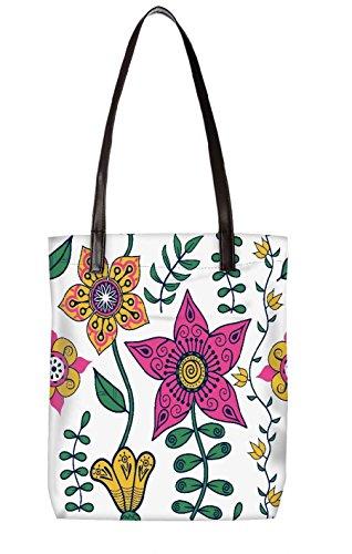 Snoogg Strandtasche, mehrfarbig (mehrfarbig) - LTR-BL-4180-ToteBag