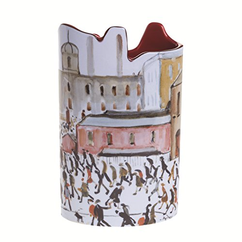 John Beswick SDA035 Lowry Going to Work Vase