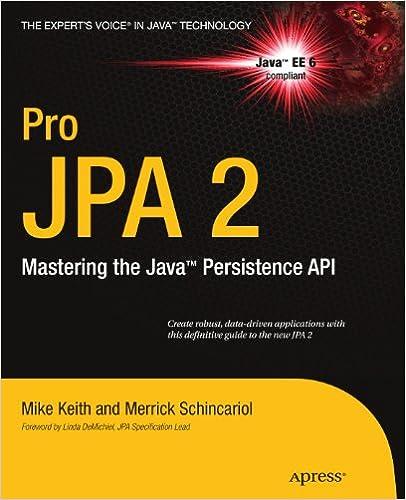 Pro Jpa 2 Ebook