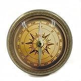 LBFEEL Compass -Drawer Knobs Antique Bronze / Crystal Dresser Knob Drawer Knobs / French Cabinet Handles Pull Knob Ornate / Furniture Hardware